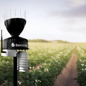 Sencrop : Analyse de données météo localisée et à distance