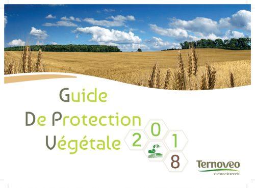 page de couverture du guide de protection végétale 2018