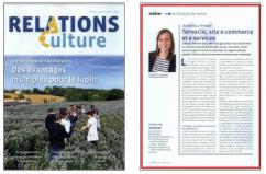 18012018 relations culture 242x159 - Presse écrite