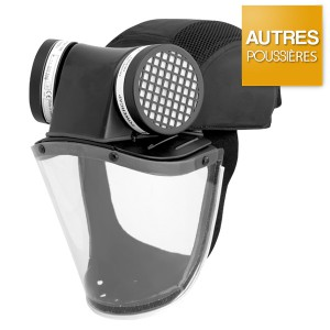 masque powercap - Casquette ventilée POWER CAP®