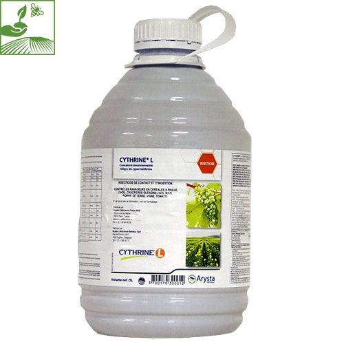 insecticide cythrine l arysta 500x500 - CYTHRINE L
