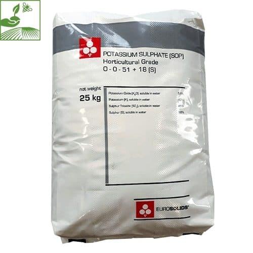 phytos oligo sufate potasse 500x500 - SULFATE DE POTASSE HORTICULTURAL GRADE