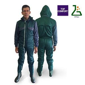 protection du corps combinaison aegis 1 - Combinaison AEGIS avec capuche