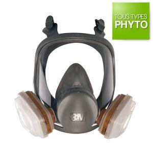 protection respiratoire masque phytos intégral 6800 1 - Masque intégral phytos 6800
