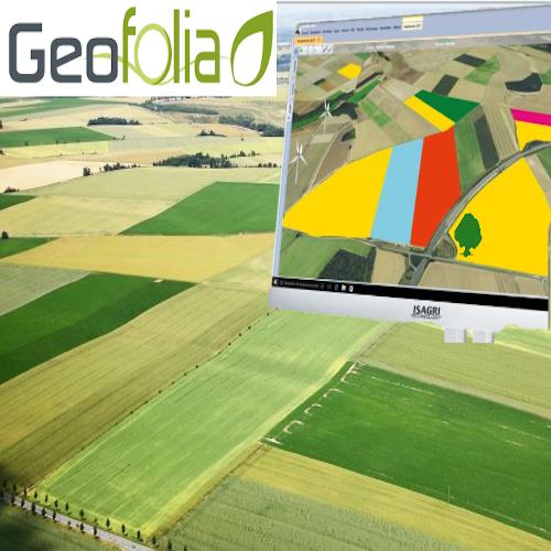 GEOFOLIA – Solution de gestion de parcelles